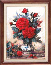 X-910, Red roses